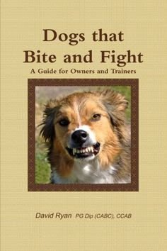Dogs that Bite and Fight -- Read more at the image link. (This is an affiliate link) #puppy