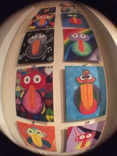 Birdymarble Tuesday12-01-2016; New Birds today; #M04RoyalDutsjie and #M24SpotlightBird