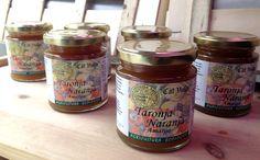 Mermeldada de taronja 100% natural #colorfood #organic #ecologic
