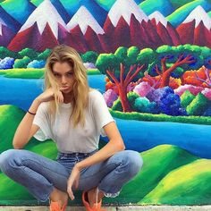Stella Maxwell and the Good News for Hot Girls