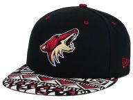 Buy Phoenix Coyotes NHL Cross Colors 9FIFTY Snapback Cap Adjustable Hats and other Phoenix Coyotes New Era products at NewEraCap.com