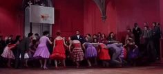 New trendy GIF/ Giphy. film dance classic musical west side story. Let like/ repin/ follow @cutephonecases