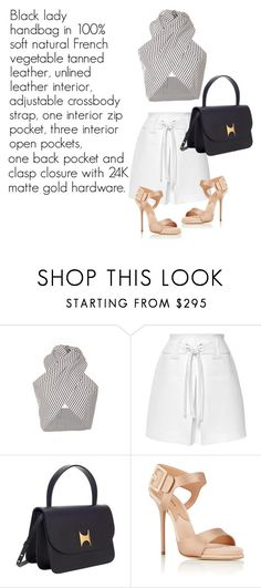 """SHOP - Kintu New York"" by ladymargaret ❤ liked on Polyvore featuring Tome, Giambattista Valli and Paul Andrew"