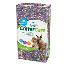 Critter Care Cotton Candy Bedding for Small Animals, Pink Cedar Chips, Litter Pan, Natural Bedding, Gerbil, Healthy Pets, Pet Beds, Guinea Pigs, Biodegradable Products