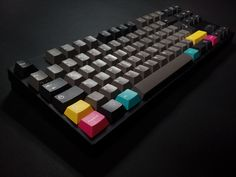 Novatouch with CMYK and dolch caps