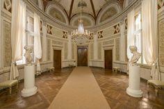 Venezia - Palazzo Reale - Sala Ovale ('Sala dei pranzi giornalieri')