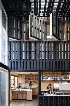 Industry Beans Cafe,Fitzroy Melbourne-award winner