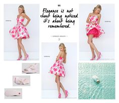 """""""women fitflop and homecoming dress 023"""" by katarina-store ❤ liked on Polyvore featuring FitFlop and Sherri Hill"""