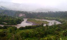 Increíble foto de la Amazonia Ecuatoriana tomada con una Blackberry 9900. Cortesía de Edison Santiago.