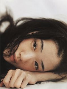 "She is my most favorite Japanese actress. I love her role in movie named ""Hana & Alice"""
