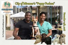 We cover ALL TYPES OF EVENTS. #woofwoof #puppypoolza #nationwide www.onthespotphotomagnets.com