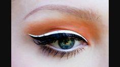 Eye-liner blanc