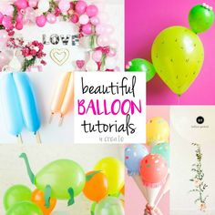 Beautiful Balloon Tu