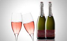 Cava Elena Rosat, es el único cava rosado criado en barricas http://www.doferta.com/pack-2-botellas-cava-mestres-elena-rosat-brut-nature.html