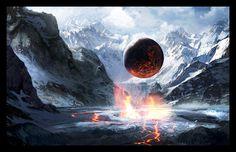 Valley of God Final by Novum1.deviantart.com on @deviantART