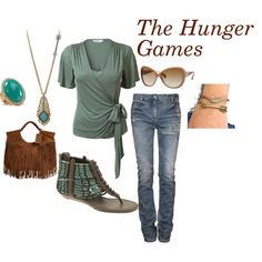 The Hunger Games, created by kford-636