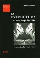 arquilecturas: La estructura como arquitectura