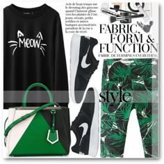 Street Style on Polyvore