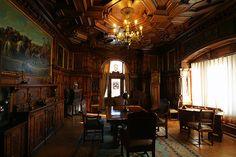 Castelul Peles - Peles Castle - Sala de Consiliu by charadesparty, via Flickr