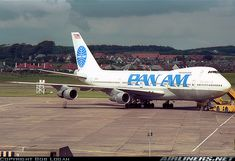 Pan Am...1985 hire... worked on this Clipper! :)