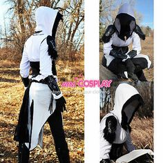 Assassin Creed -Female Master Assassin cosplay Costume Tailor-made [G895]
