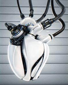 technology illustrations - Digital Illustrations & Artworks by Guilherme Duarte Biomech Tattoo, Le Manoosh, Arte Cyberpunk, Arte Robot, Futuristic Technology, Technology Gadgets, Tech Gadgets, Android Technology, Futuristic Design