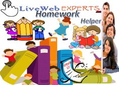 Homework helps in improved kind of concepts #Homework_helper,by the students by studying later.It #Online_homework_help,also helps the students in #Supporting and #Increasing_help_with_homework,their helps of doing research events.  Visit Here  http://www.livewebexperts.com/Homework-Help