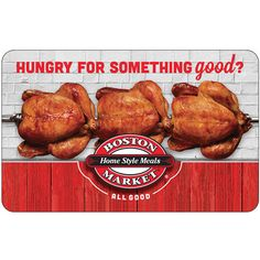 Boston Market offers a guide to creating delicious and easy meals featuring our menu items. Try one of these chef-inspired recipes today. Fresh Chicken, Roasted Chicken, Tandoori Chicken, Local Catering, Free Stuff By Mail, Free Mail, Rotisserie Oven, Boston Market, Steamed Vegetables