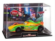 Take Five a Day » Blog Archive » Disney Store CARS 2 Diecast ...   177x236