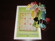 Betsy ClosetIn Stitches Quilt Pattern and Cosmo by OhSewRetroLLC, $16.50