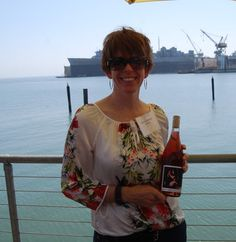 Wines of Danger - Sabrine Rodems of Scratch Wines