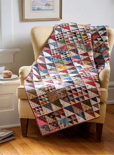 All Together Now Quilt Pattern Download