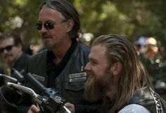Chibs and Op! ❤