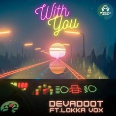 Devadoot brings on her magic and shines a streak of sunshine down on the fans' lives with the grooves of 70s disco and savory deep house sound in 'With You (Radio Edit)'.