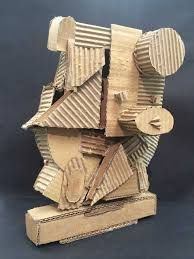 Image result for foam core sculpture lesson art