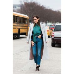 NYFW Street Style Fall 2016 found on Polyvore