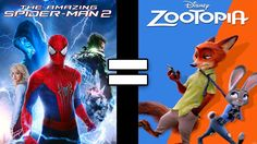 24 Reasons The Amazing Spiderman 2 & Zootopia Are The Same Movie (Part I) Like us on Facebook ►► https://www.facebook.com/couchtomatofilms Follow us on Insta...