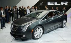 Cadillac ELR Electrifies the Luxury Market: Ritchey Cadillac Blog