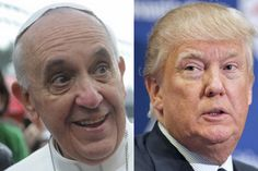The Pope Just Made A Huge Public Demand Of Trump, He's Not Kidding Around