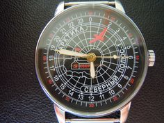 RAKETA Perpetual Calendar Vintage Soviet Watch