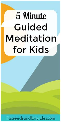 This free Guided Meditation for Kids will help your child relax in just 5 minutes! It's a short, but super effective mindfulness meditation for kids ages 3-12. This is the best guided meditation to help kids relax and sleep. It can be done in the morning, at bedtime, or any other time your child needs to find calm and happiness. Best Guided Meditation, Deep Sleep Meditation, Meditation For Anxiety, Breathing Meditation, Meditation Videos, Free Meditation, Meditation Benefits, Meditation For Beginners, Meditation Techniques