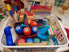 How to set up a guided reading basket