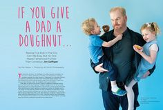 Comedian Jim Gaffigan by Photographer Ali Smith #JimGaffigan #comedy #MommaLove #dadisfat #FoodALoveStory