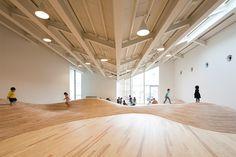 Znalezione obrazy dla zapytania new architecture indoor