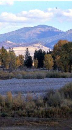 Plains, Montana   glaciermt.com