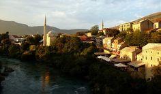 Make a vacation to the Balkan countries ( Bosnia, Montenegro,Croatia and potentially Albania)