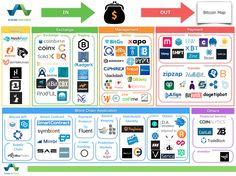 Bitcoin Map 2015