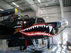 """Douglas A-26B Invader """"Feeding Frenzy"""""""