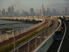 Ciudad de Panamá, 3ª fase de la Cinta Costera en el tramo marino del Corredor Sur