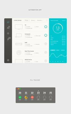 UI Experiments with Boyan Kostov   Abduzeedo Design Inspiration
